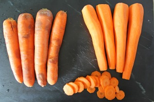 Carrot Preparation 1